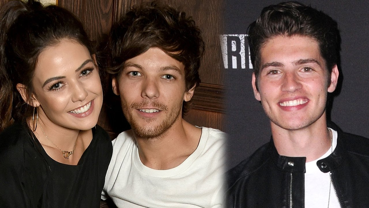 Louis Tomlinson Danielle Campbell Break Up Danielle Spotted With Gregg Sulkin