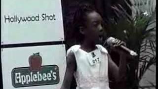 Zemirah Sings Tomorrow From Annie Movie