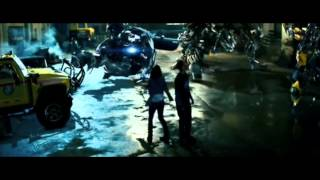 Transformers: Leave Planet Earth Alone Movie Version Edit (With Battle Cry)