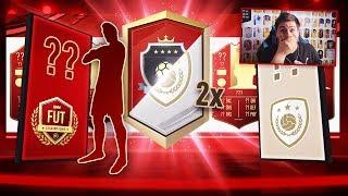 NAGRODY ZA ELITĘ! 2x IKONA! MAMY WALKOUTY! | FIFA 19 JUNAJTED