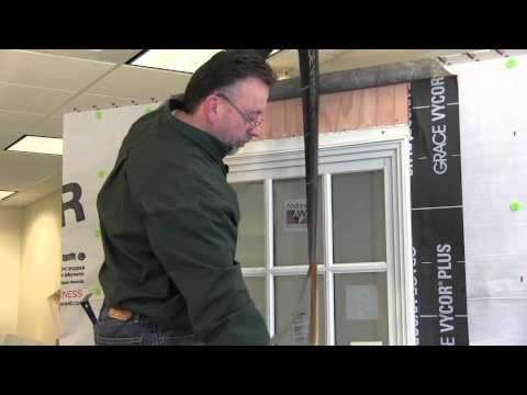 Andersen A Series Double Hung WIndow Installation