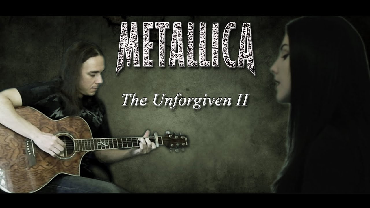 metallica the unforgiven ii acoustic cover collaboration youtube. Black Bedroom Furniture Sets. Home Design Ideas