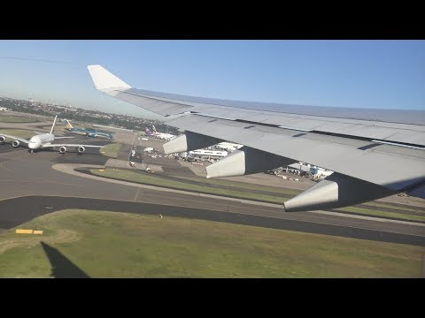 [4K] Korean Air A330-300 | Sydney to Seoul *Full Flight*