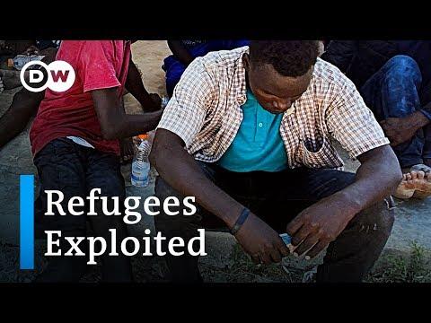 Kidnapped, tortured and enslaved: Surviving refugee camps in Libya   DW News