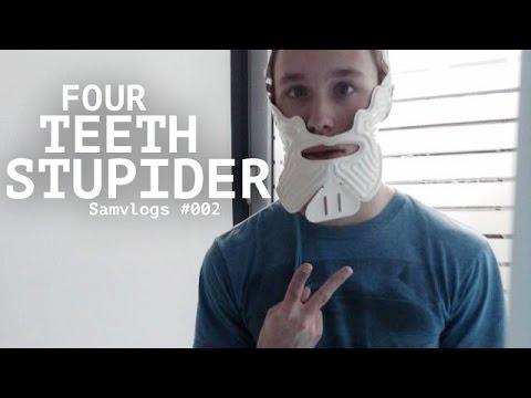 FOUR TEETH STUPIDER