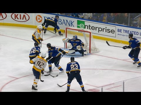 11/24/17 Condensed Game: Predators @ Blues