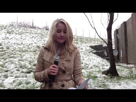 Headlines With Holly Hamilton 22/03/13
