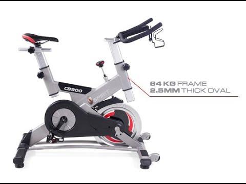 Máy Tập Xe đạp Spirit CB 900