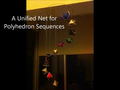 A unified net for  folding polyhedron