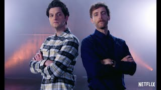 Middleditch & Schwartz comes to Netflix on 4/21