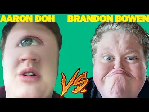 Aaron Doh Vines Vs Brandon Bowen Vines (W/Titles) Best Vine Compilation 2017