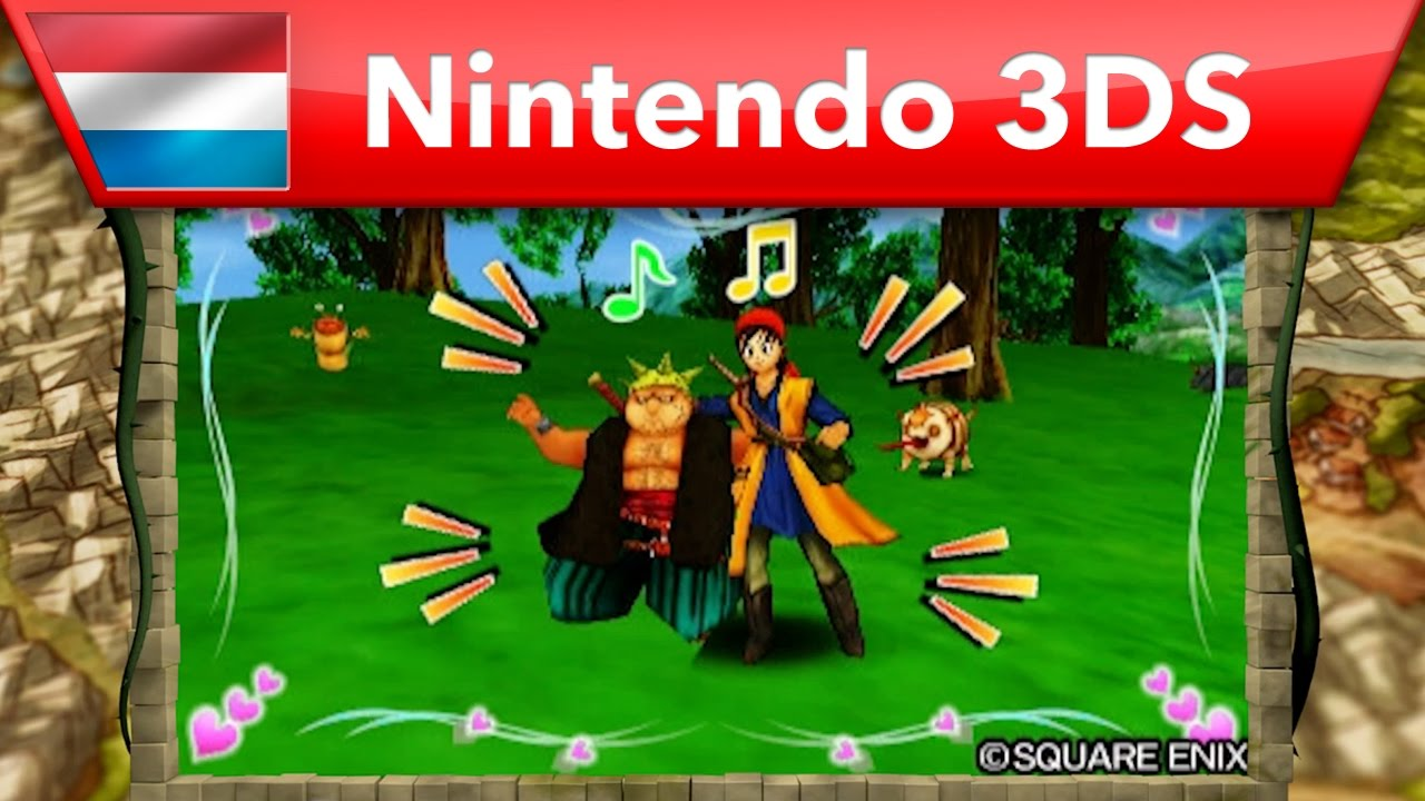 Dragon Quest Viii Journey Of The Cursed King Gameplay Nintendo 3ds Youtube