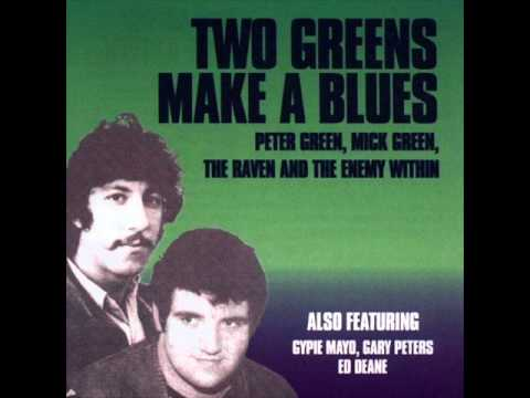 Peter Green Mick Green and The Enemy Within - Chinese White Boy