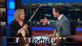 Friday Night Fights with Arianna Huffington