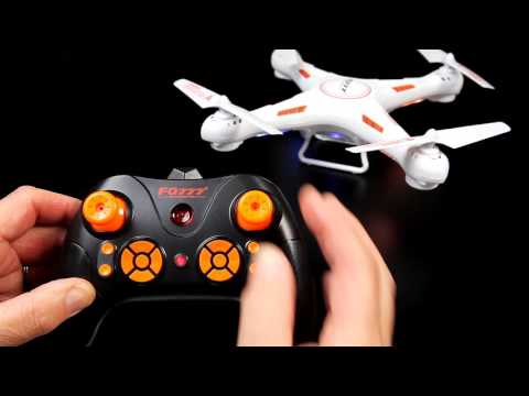 FQ777 958 Altitude Hold, WiFi FPV Quadcopter Full Review Flight & Summary