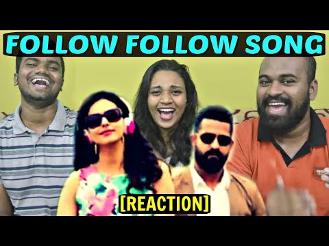 Follow Follow Video Song Reaction in Marathi | Nannaku Prematho | Jr Ntr, Rakul Preet Singh
