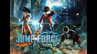 JUMP FORCE  - PS4/XB1/PC ( E3 trailer )