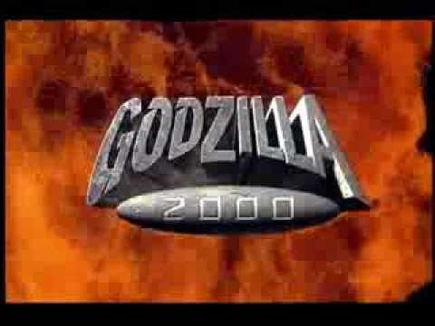 Godzilla 2000 - U.S. Trailer