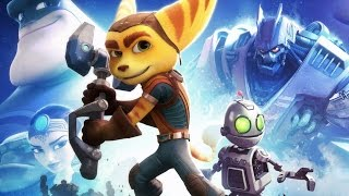 RATCHET AND CLANK - Início do Gameplay, Dublado e Legendado em Português... no PS4!