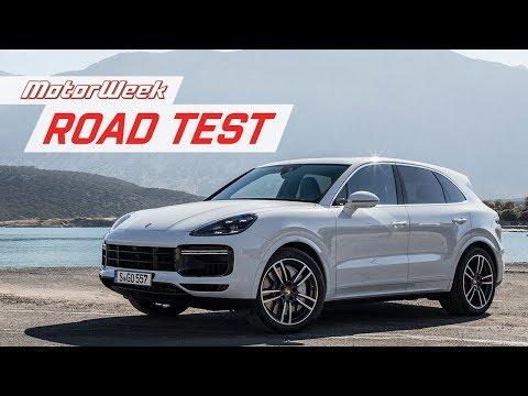 The 2019 Porsche Cayenne Turbo is A Rocket   MotorWeek Road Test