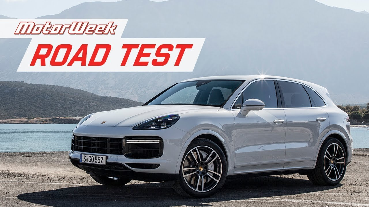 The 2019 Porsche Cayenne Turbo is A Rocket