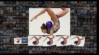 Смотреть видео Российские гимнастки начали сезон с побед на Гран-при в Москве онлайн