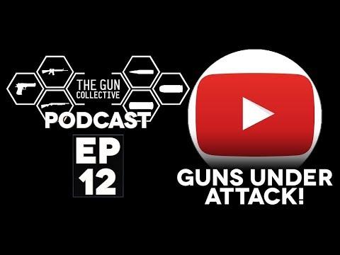 Guns Under Attack | TGC Podcast | Ep. 012