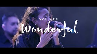 You Are Wonderful - Sudirman Worship (LIVE Recording)