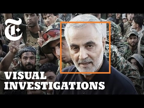 We Tracked Iran's Covert Military Unit on Social Media, Here's What We Found | Visual Investigations