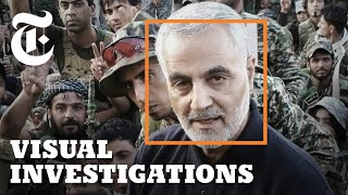 Download We Tracked Iran's Covert Military Unit on Social Media, Here's What We Found | Visual Investigations Mp3 and Videos