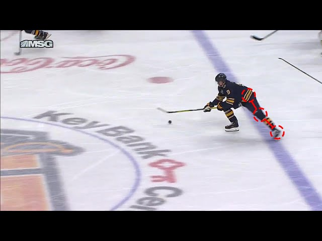 Jack Eichel | speed up