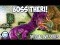 Hatching Boss Therizinos (Theris)! | Official PVP Tribe Life Series | ARK: Survival Evolved | Ep38