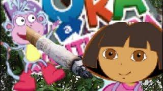 Dora maconheira e seus amigos (análise de Dora aventureira )