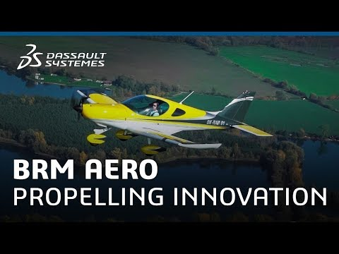 BRM AERO - Bristell Aircrafts - A Family Business Propelling Innovation - Dassault Systèmes