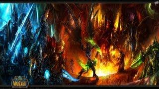 World of Warcraft: The Burning Crusade. Ностальгическое видео.
