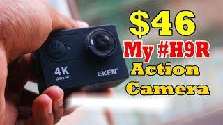 My Sports Action Camera (EKEN H9R 4K)