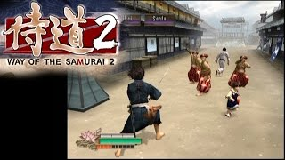 Way of the Samurai 2 ... (PS2)