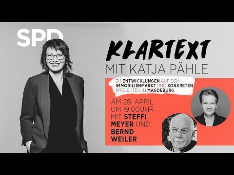 Klartext mit Katja Pähle, Steffi Meyer und Bernd Weiler