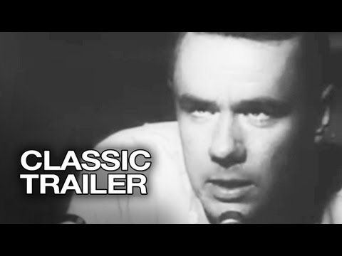 First Man Into Space Official Trailer #1 - Marshall Thompson Movie (1959) HD