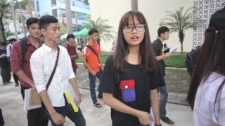 Chào đón tân sinh viên năm học 2016 - 2017 - KMA