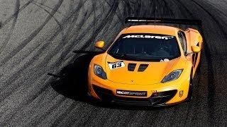 Mclaren 12C GT Sprint 2014 Videos