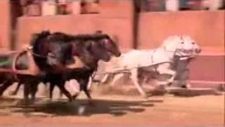 Benhur - Chariot race