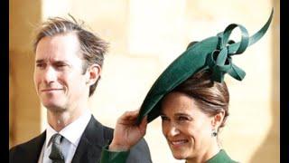 Pippa Middleton (col pancione) impeccabile al royal wedding di Eugenie: il look  | ULTIMI ARTICOLI