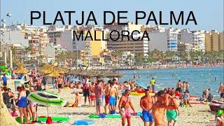 Platja de Palma , Mallorca HD
