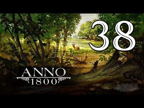Прохождение Anno 1800 #38 - Экспедиция за животными и сборник нот [Ботаника #2][Эксперт]