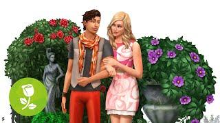 The Sims 4 Romantyczny ogród Akcesoria: oficjalny zwiastun | Xbox i PS4