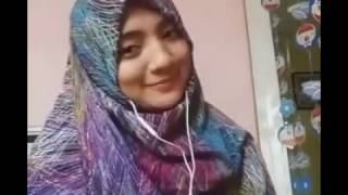 Video Smule Santri Cantik Suara Merdu Ya Wazir download MP3, 3GP, MP4, WEBM, AVI, FLV Juli 2018
