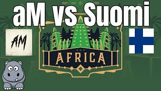 ECL | Africa 3v3 | aM vs Suomi (Incredible Game 1)