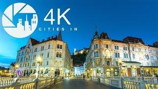 Ljubljana in 4K