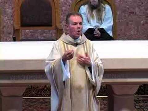 Part 1 Homily at St Joseph Parish Avon Lake 04-06-08